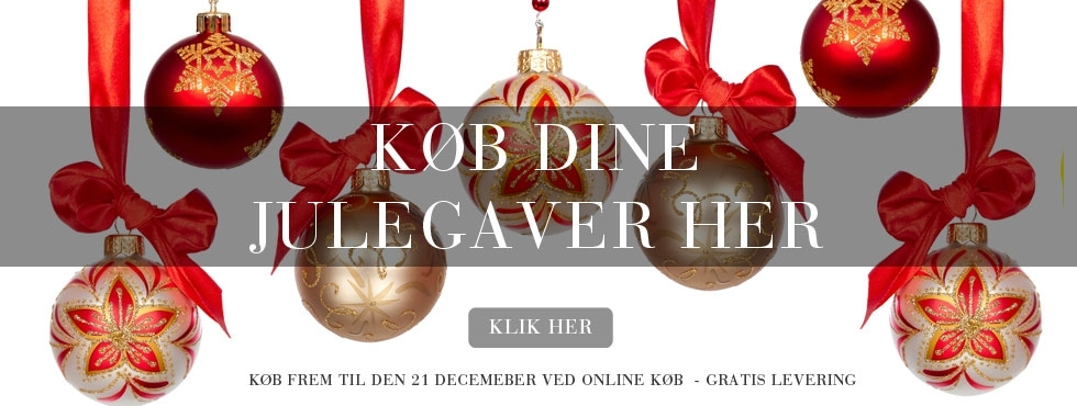 Køb julegaver online - Amagerbrogade Butikker